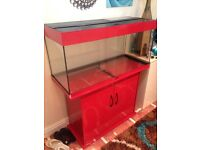 Juwel Rio vision 200 tropical fish tank not trigon