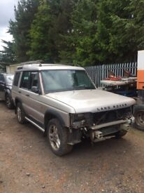Land Rover TD5 2000 Breaking for Spares