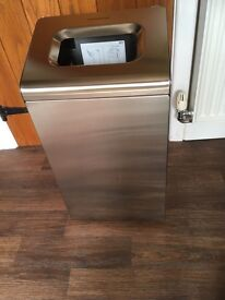 Large high quality Stainless steel kitchen bin