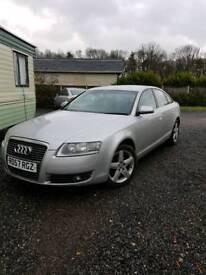 Audi a6 for sale or swap