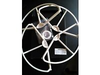 Genuine DJI Phantom 3 Propeller Guard kit (BOXED). 4 prop guards, fitting kit etc.