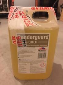 Renderguard Gold - Damp Proofing - 4 Litre