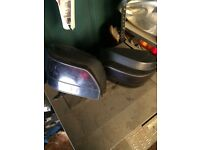 Renault Clio mk1 tinted rear lights £10 the pair