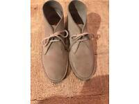 Clarks Original Desert Suede Boots UK 5 (RRP £110)