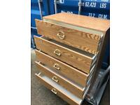 Chest of drawers with FREE DELIVERY PLYMOUTH AREA