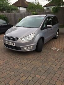 Ford Galaxy 2.0 TDCi Zetec Powershift 5dr Brillant Condition