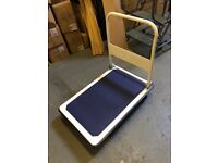 Platform Hand Trolley Truck Sack Cart Flat Bed Folding Heavy Duty Transport - HOUNSLOW