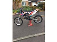 Ktm 85 sx 2014 big wheel