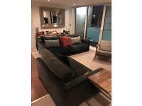 1 bed luxury flat in Docklands