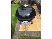 Weber Kettle BBQ - 57cm grills