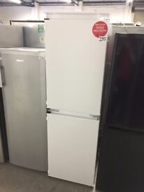 Hoover HFFBP3050/1K HFFBP3050K 50-50 Frost Free Integrated Fridge Freezer REDUCED TO CLEAR