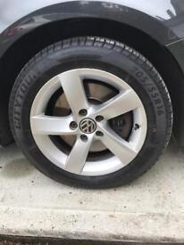 VW Passat 2.0 Bluemotion