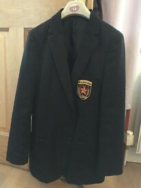 La Salle Junior School Black Blazer
