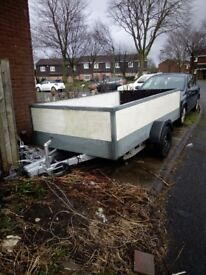 """Trailer 10"""" × 5"""" great condition"""