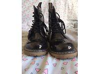Uk size 6.5 Black boots
