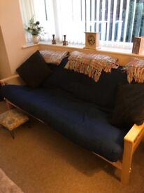 3 seater futon for sale
