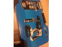 Brand new sealed hammer drill and bits kit