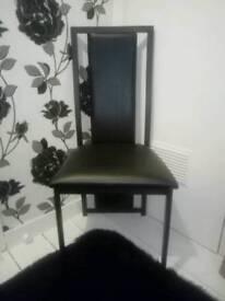 4 brand new chairs