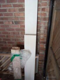 2 x 1.9m window boards, £15