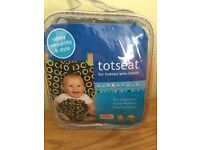 Totseat for babies who lunch