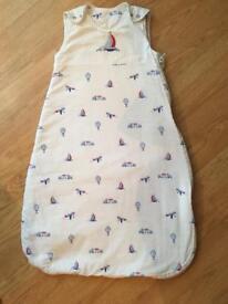 John Lewis baby sleeping bag 0-6 months