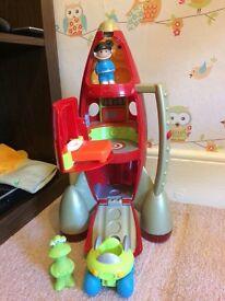 Kiddieland Spacecraft