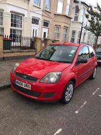 FORD FIESTA 1.25L - LOW MILEAGE