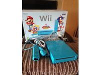 Nintendo Wii with 140 games