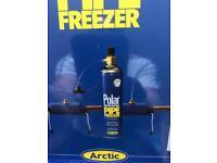 Pipe freeze kit