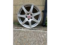 "Genuine Honda Civic Type R 18"" Alloy Wheel 7.5J"
