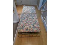 FOLDING BED / Z-Bed With Mattress Single size
