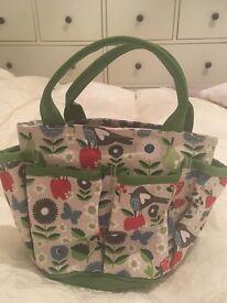 BNWT Gisela Graham Gardening Bag