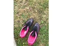 Nike football boots 9.5