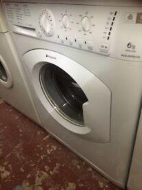 Hotpoint 6kg washing machine £119
