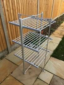 Lakeland 3-tier electric clothes airer