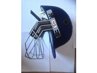 CRICKET HELMET WITH FRONT GRILL & ADJUSTER