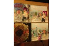 SIMPSONS and FUTURAMA Official VCDs