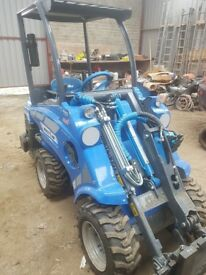 Loader/forklift/lawnmower/frail/hedgecutter