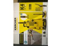 Karcher K4 jetwash Pressure washer