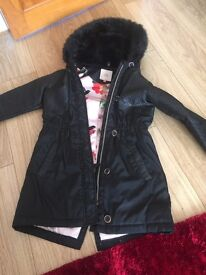 Age 11-12 parka girls age 12