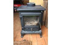 Multi fuel fire fox wood burner