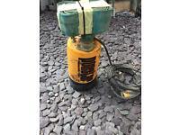 Ponstar submersible pump 290 ltr per min