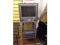 Amcott Commercial Oven and Stand