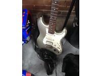 Aria stg series electric guitar