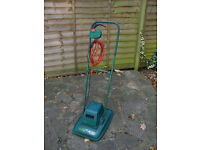 Qualcast Electric Rotary Lawnmower FREE LOCAL DELIVERY