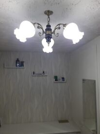 5 lovely ceiling lights in great condition