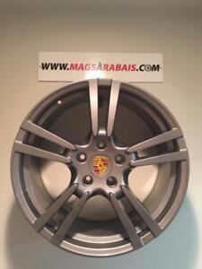 Mags 20 '' Porsche Hiver disponible avec pneus