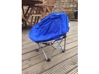 Gelert children's camping chair (blue)