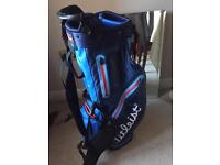 Titleist starry stand bag new