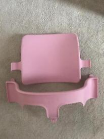 Stoke trip trap baby seat